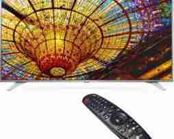 Pantalla Lg 49 4k Smart Tv Led Nueva 2017 + Magic Control