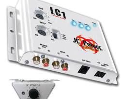 Restaurador Epicentro Jc Power Lc1 Epicenter Control Bajos
