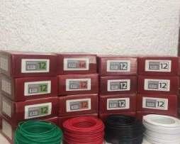 Rollo De Cable Calibre 12 Thw Con 100 Metros
