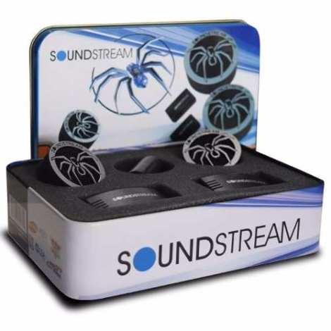 Set De Tweeters Soundstream Twt.5 1 Pulg 110w Rms 220w Max