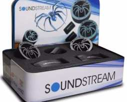 Set De Tweeters Soundstream Twt.5 1 Pulg 110w Rms 220w Max