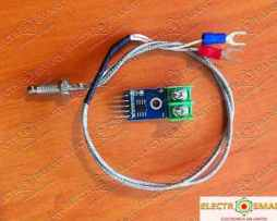Termopar Tipo K Con Max6675 Sensor Temperatura 600°c Arduino