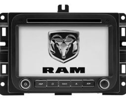 Estereo Navegador Dodge Ram Gps Sd Usb Bluetooh Tv