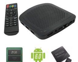 Totalstream La Mejor Android Smart Tvbox De Mex 2g 16g 24/7