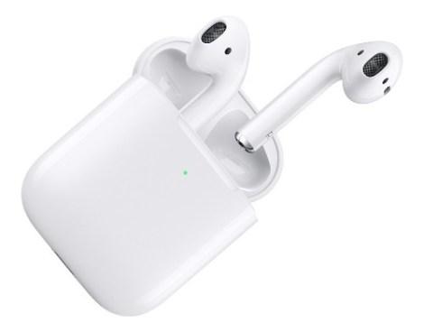 Audifonos Apple AirPods 2 Generacion Originales Sellados