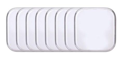 Audifonos Blancos Con Estuche Nuevos.