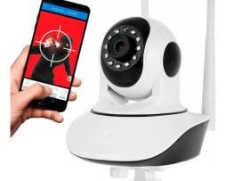 Camara Ip 360 Wifi Ethernet Microfono Y Bocina