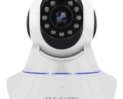 Camara Seguridad Ip Wifi Nightvision Hd720p Cel Pc Ele-gate