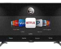 Pantalla 32 Smart Tv Westinghouse Led Netflix Youtube Nueva