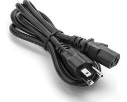 Cable Trifasico De Corriente Alimentacion Pc Cpu Monitor 1.4