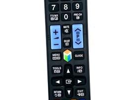 Control Samsung Smart Tv 3d+ 4pilas Netflix Amazon Envio
