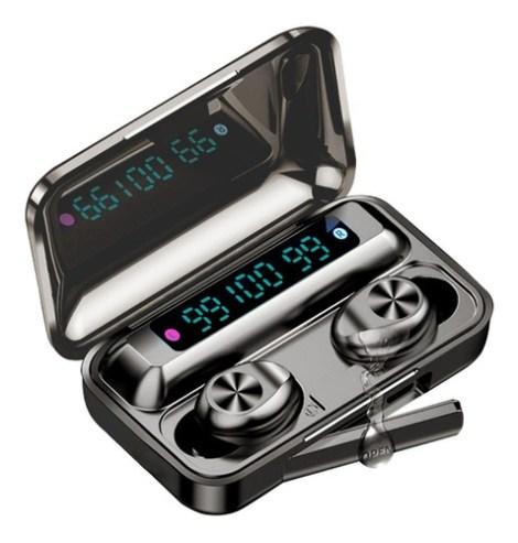 Audífonos Inalámbricos Con Bluetooth Y Cargador De Batería