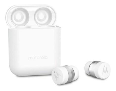 Audífonos Inalámbricos Motorola Vervebuds 110 White