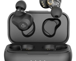Audifonos Bluetooth Soundpeats Trueengine Se 27h Dual Driver