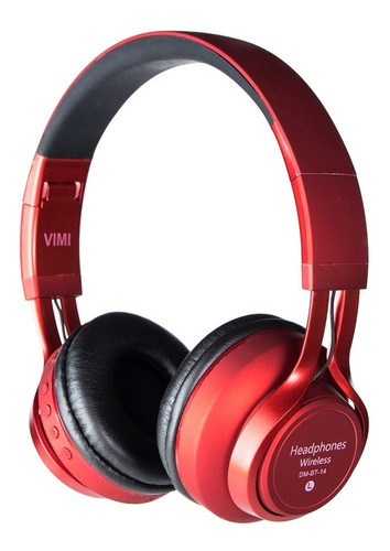 Audifonos Manos Libres Diadema Bluetooth Conexion 3.5mm Separable Llamadas Musica Estereo Mp3