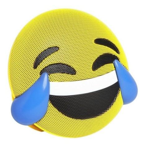 Bocina Emoji (varias) Bluetooth Recargable Aux Ym-032