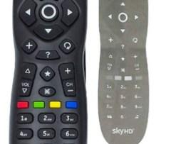 Control Remoto Sky Y Vetv Original Nuevo + Pilas
