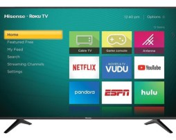 Smart Tv Hisense R6 Series 50r6e Led 4k 50