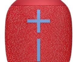 Bocina Ultimate Ears Wonderboom 2 Portátil Con Bluetooth  Radical Red