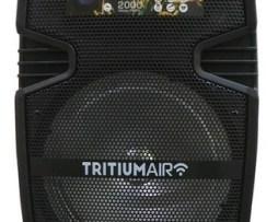 Bocina Tritium Air Rlx 8 Portátil Con Bluetooth