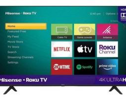 Smart Tv Hisense 43r6000gm Led 4k 43  120v