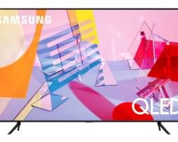 Smart Tv Samsung Series 6 Qn55q60tafxzx Qled 4k 55  110v-127v