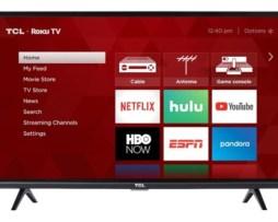 Smart Tv Tcl 40s331-mx Led Full Hd 40  110v