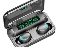Audífonos Inalámbricos F9-5 Negro