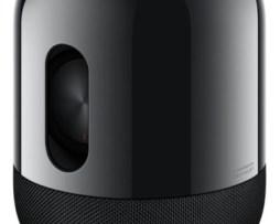Bocina Huawei Sound X Con Bluetooth Y Wifi Negra