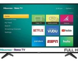Smart Tv Hisense H4f Series 40h4030f Full Hd 40