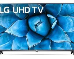 Smart Tv LG Ai Thinq 55un7300aud Led 4k 55  120v