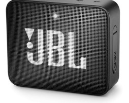 Bocina Jbl Go 2 Portátil Con Bluetooth Midnight Black 110v/220v