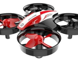 Mini Drone Holy Stone Hs210 Rojo