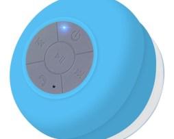 Bocina Slim Company Boc-reg-01 Portátil Con Bluetooth Azul 110v