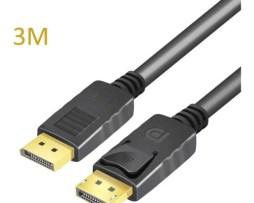 Cable Displayport Macho Dp A Dp 4k A 144hz