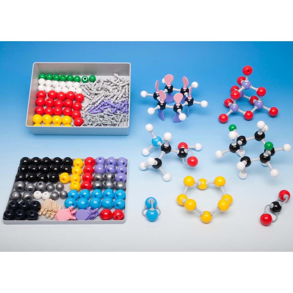 Molymod Inorganic Organic Molecular Model Set For
