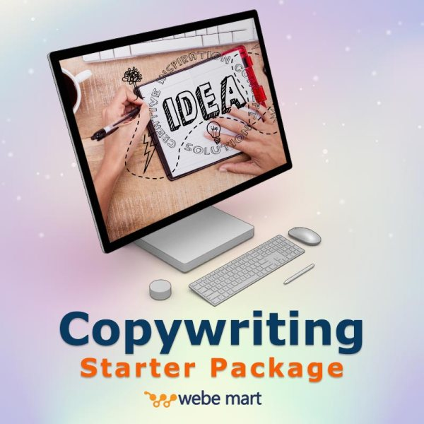 Copywriting Starter Package