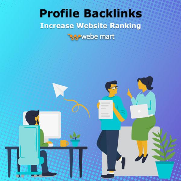 Increase Website Ranking from Premium Profile Backlinks