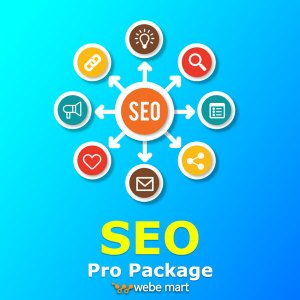 SEO Professional Package Webemart Marketplace