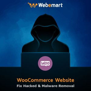 WooCommerce Fix Hacked & Malware Removal