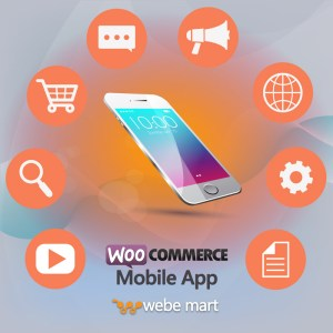 WooCommerce Mobile App