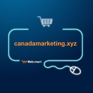 Canada Marketing Website for Sale