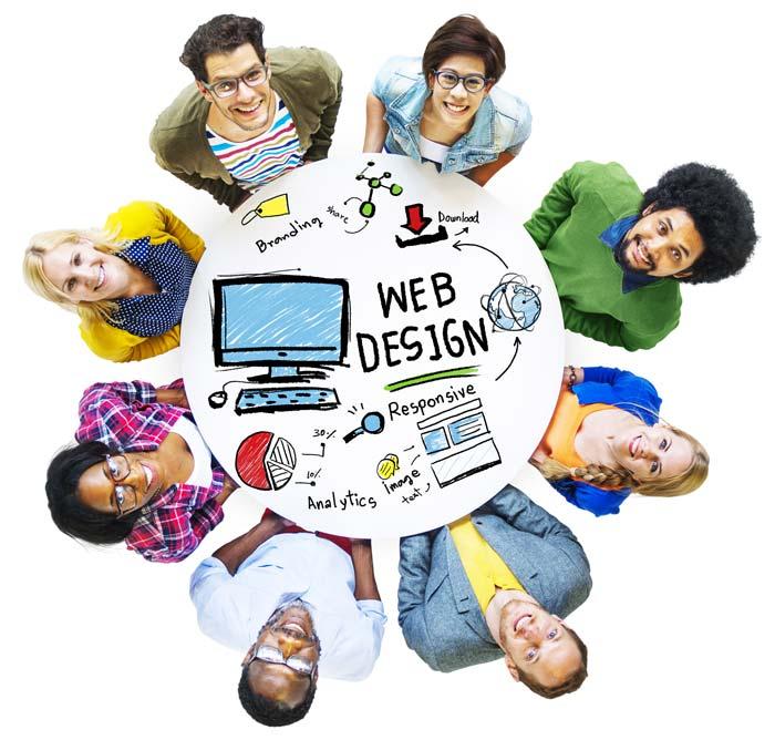 Webemart Marketplace Website Design