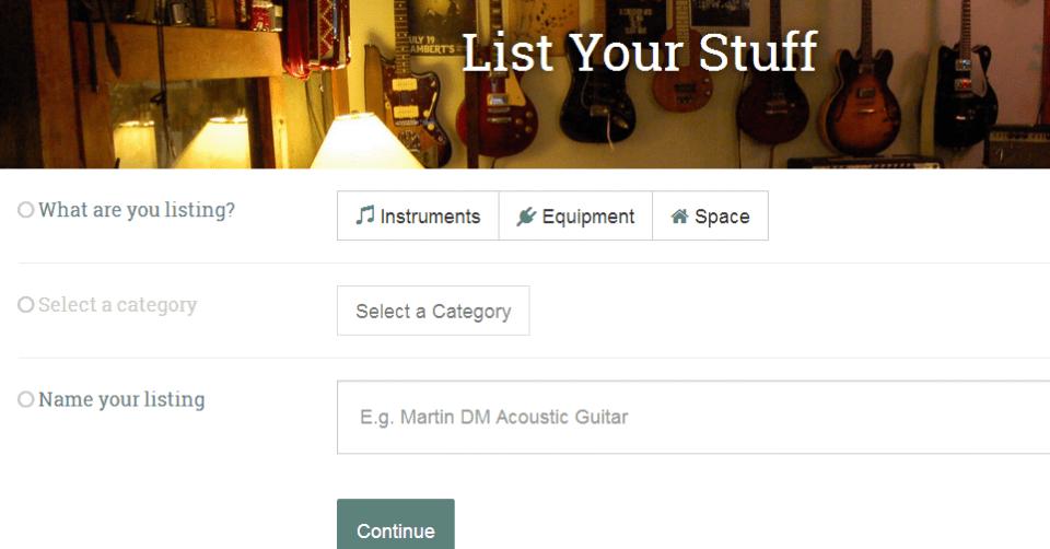 Sparkplug listing page