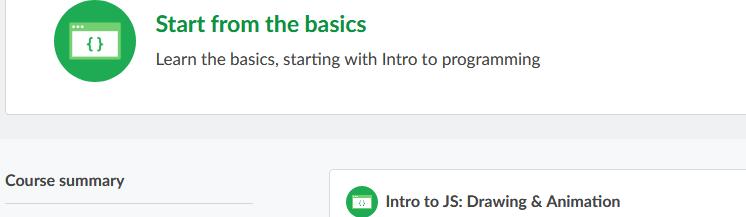 Computer Programming Khan Academy