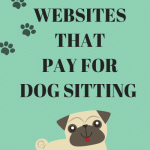 get paid for Dog sitting jobs