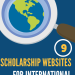 Scholarship websites for International Students
