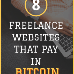 Freelance websites that pay in Bitcoin