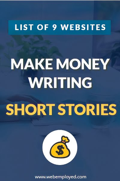 how to make money from short story writing