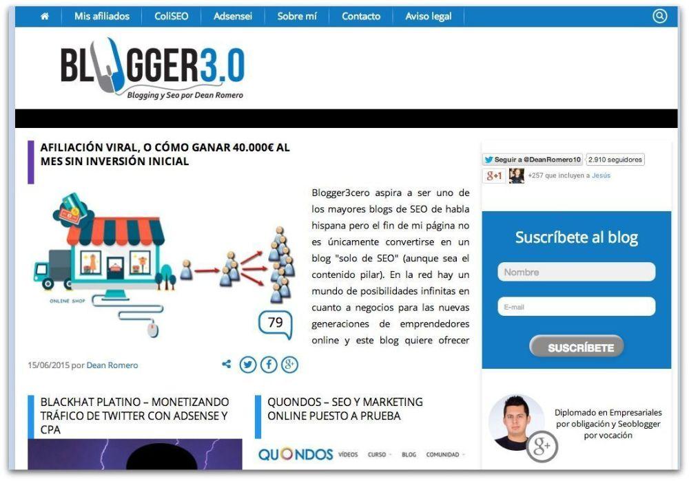 La Aprendiz de Community Manager, uno de los 10 mejores blogs de marketing digital en español 2015 (2/6)